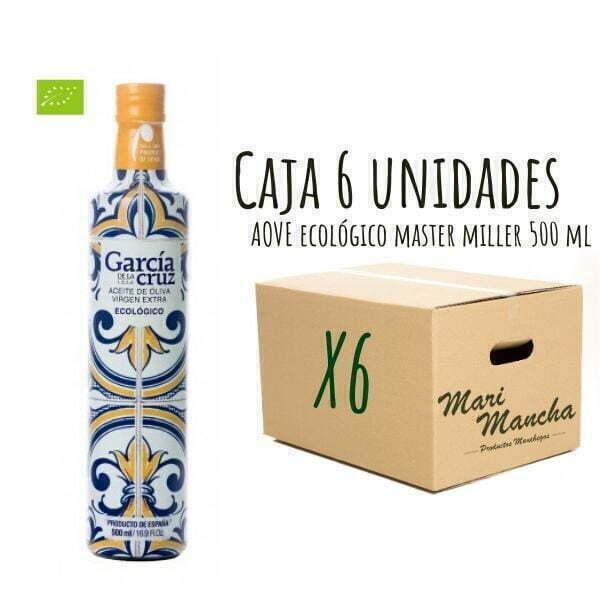 Écologique de García de La Cruz 500ml boîte de 6 unités