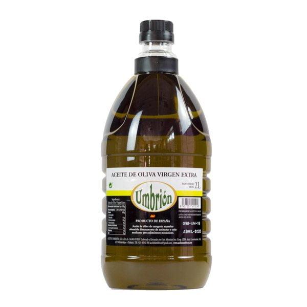 coupage aceites de umbrión 2l