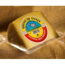 queso cristo del prado semicurado