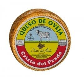 queso cristo del prado semicurado mediano