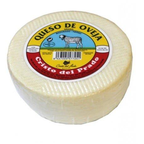 queso manchego tierno 3kg