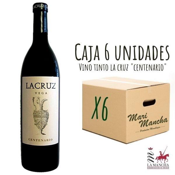 """Vin La Cruz Vega """"Centenario"""" 75cl (x6)"""