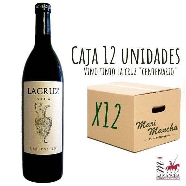 """Vin La Cruz Vega """"Centenario"""" 75cl (x12)"""