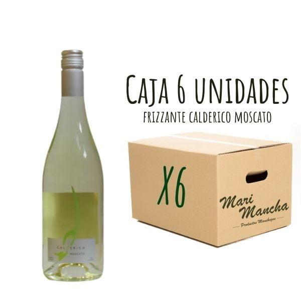 Calderico White Muscat boîte de 6 unités