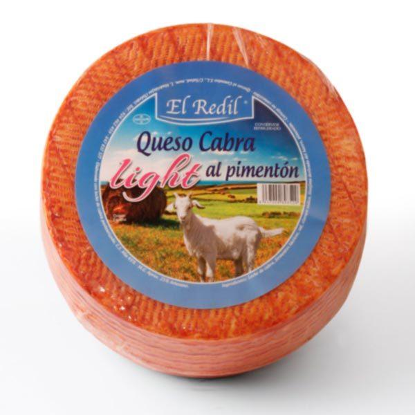 queso de cabra al pimentón