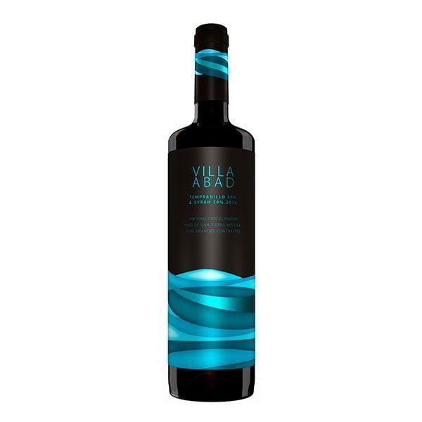 vino tinto syrah villa abad