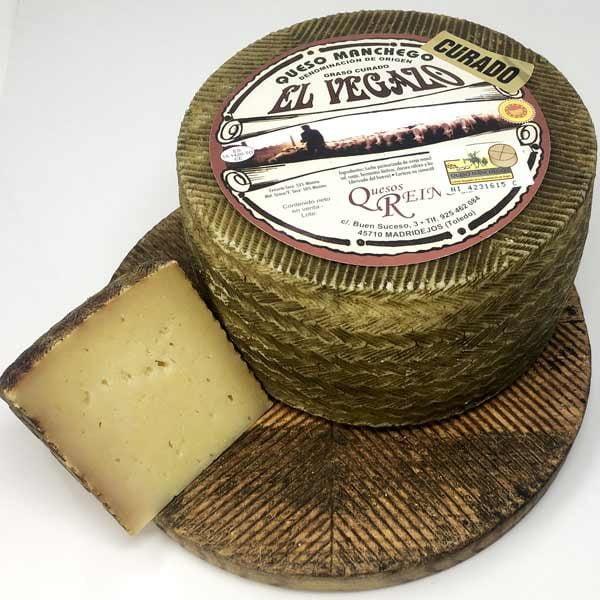 fromage manchego affiné el vegazo 1