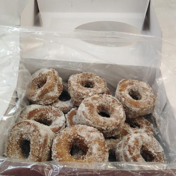 Beignets artisanaux au sucre