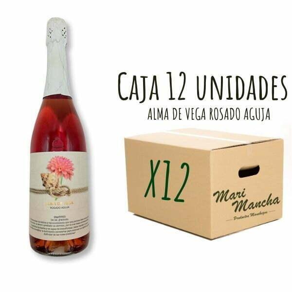 vin rosé à l'aiguille d'alma de vega 12