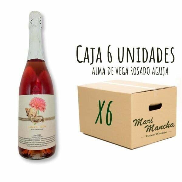 vin rosé à l'aiguille d'alma de vega 6
