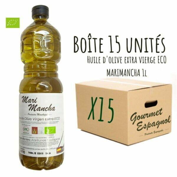 huile de olive bio 1l Marimancha